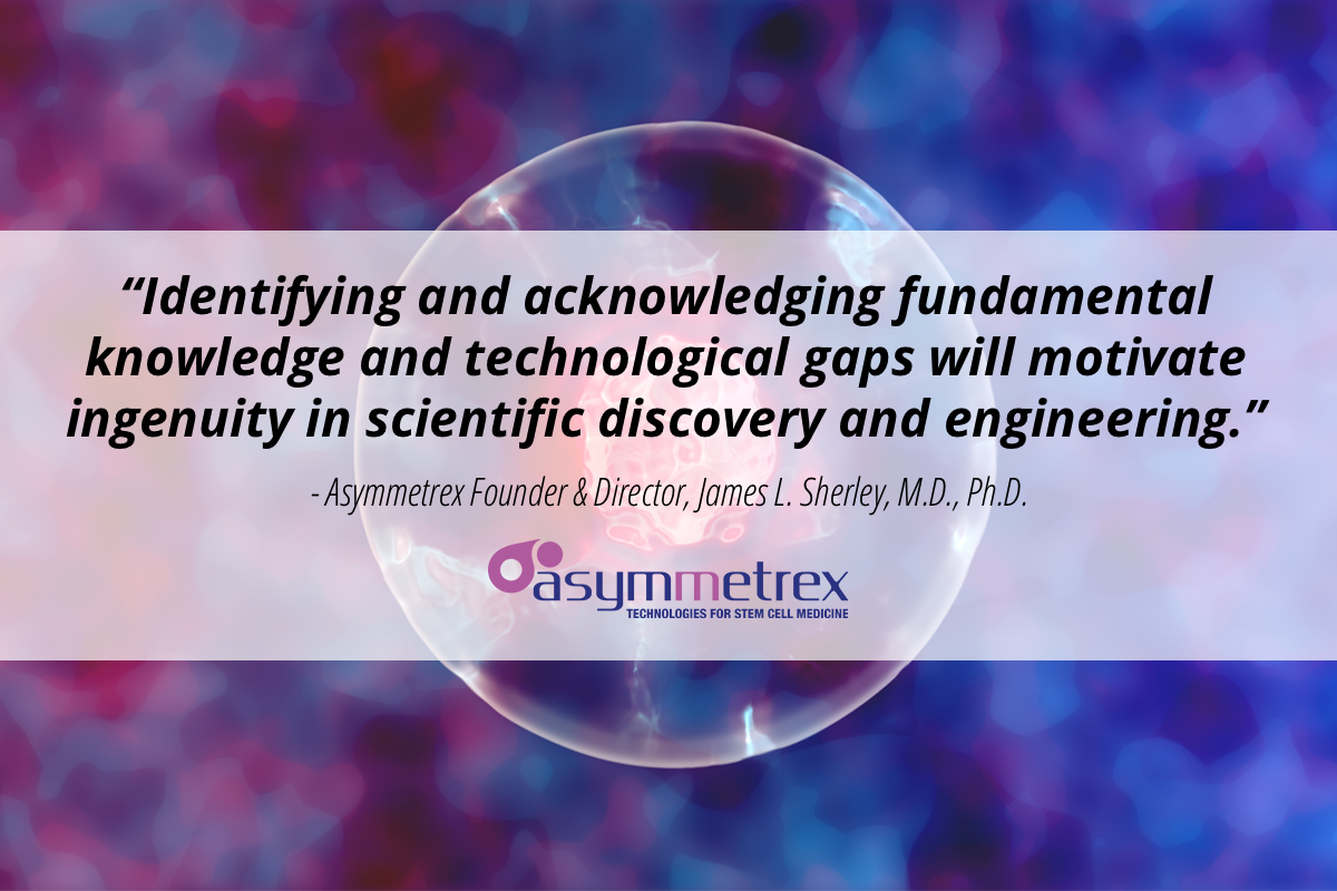 Asymmetrex Approved to Conduct an ASTM Interlaboratory Evaluation of Its AlphaSTEM Test™ Technology as a Standard for Counting Therapeutic Adult Tissue Stem Cells