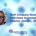 Asymmetrex Director Interviewed by Tech Company News About Recent Grant Award