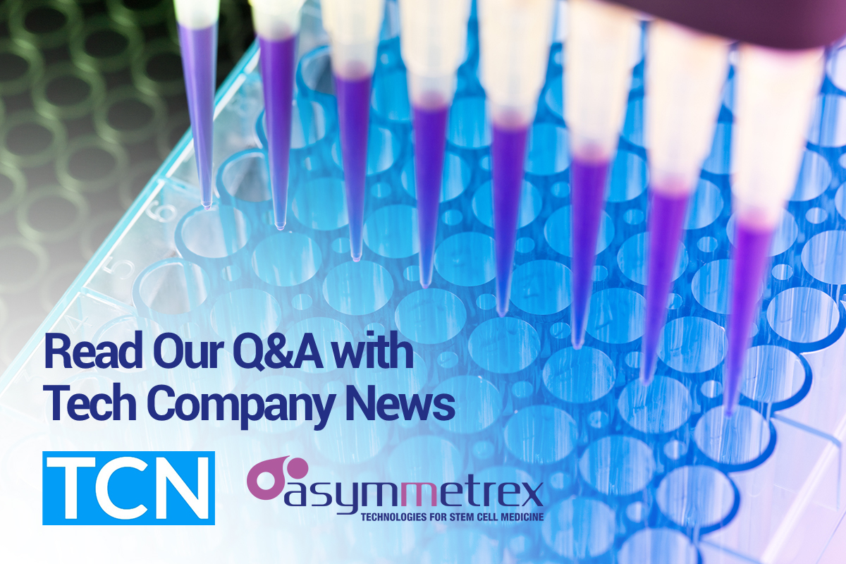 Asymmetrex Talks with Tech Company News About Introducing Tissue Stem Cell Counting to the Advanced Regenerative Manufacturing Institute (ARMI)