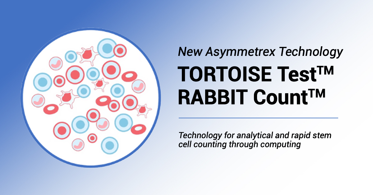 New Asymmetrex Technologies Featured in RegMedNet