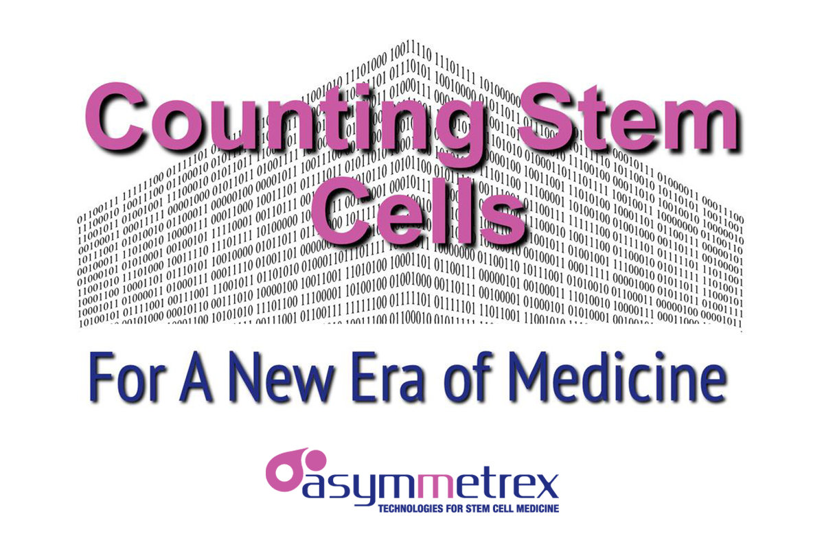 New Podcast Sponsored by Asymmetrex Increases Awareness to the Need for Stem Cell Dose in Stem Cell Treatments