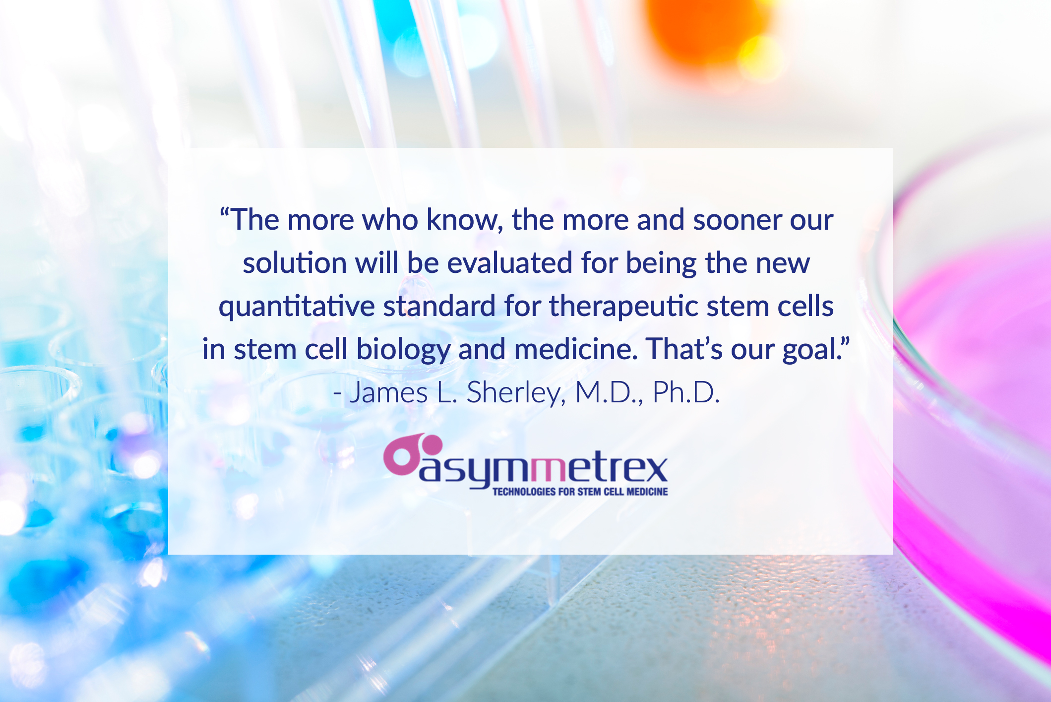 Asymmetrex Writes Article for Parent's Guide to Cord Blood