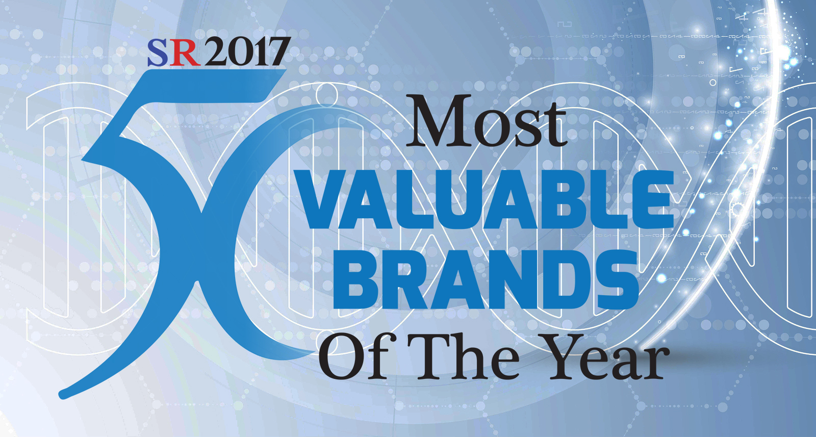"""Asymmetrex Named One of the """"50 Most Valuable Brands of the Year"""""""